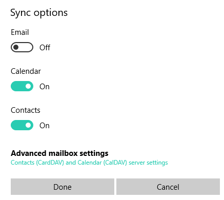 Windows 10 mail app not syncing with Caldav icloud account Y8IKh.png