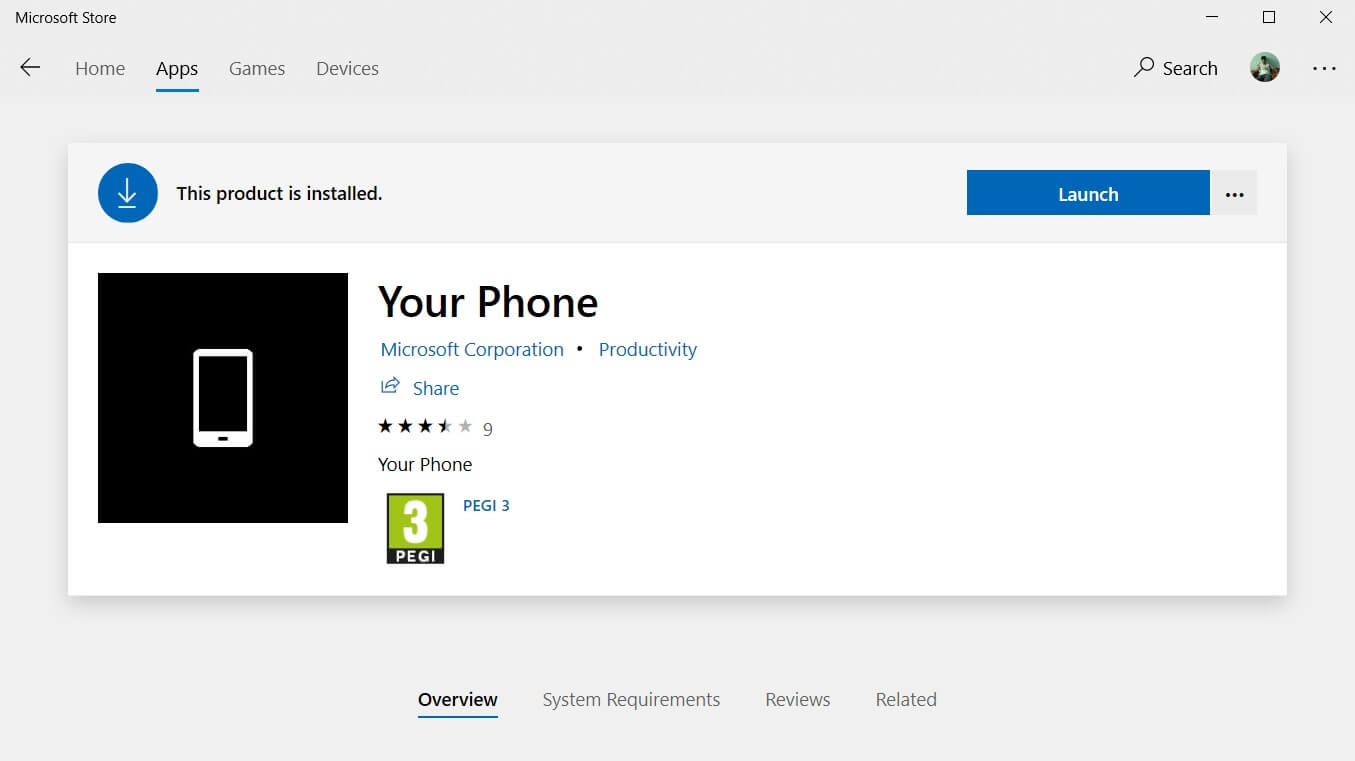 How to set up and use the Windows 10 Your Phone app Your-Phone-app-in-Store.jpg