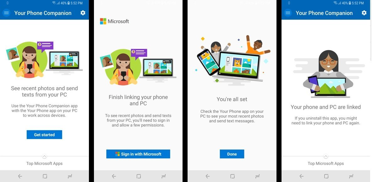 Your Phone Companion app for Android will sync photos, messages to Windows 10 Your-Phone-Companion-app.jpg